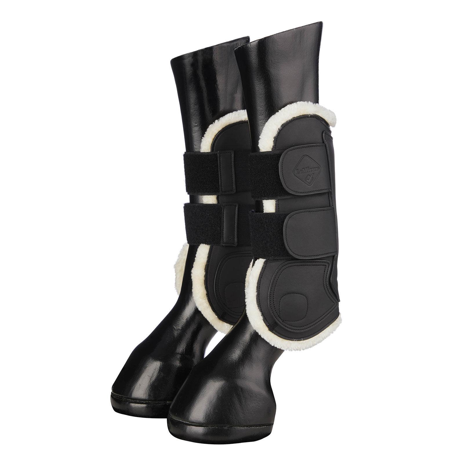 LeMieux Capella Leather Comfort Tendon