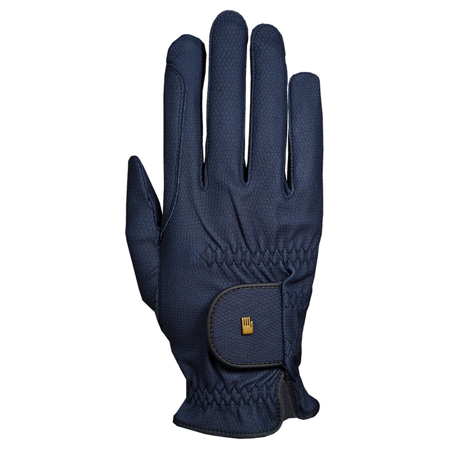 Roeckl Ski Juniors Auron Black Berry-Gloves Kids Gloves
