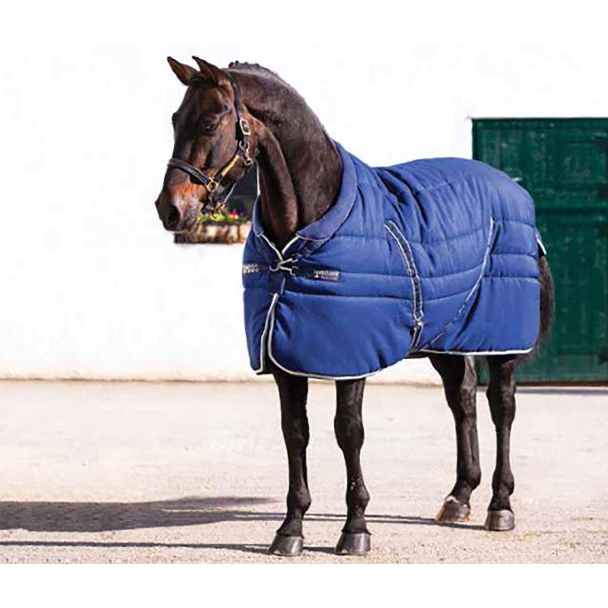 Reit- & Fahrsport Horseware Rambo Cosy Stable 400g Pferdeausstattung & Zubehör Black