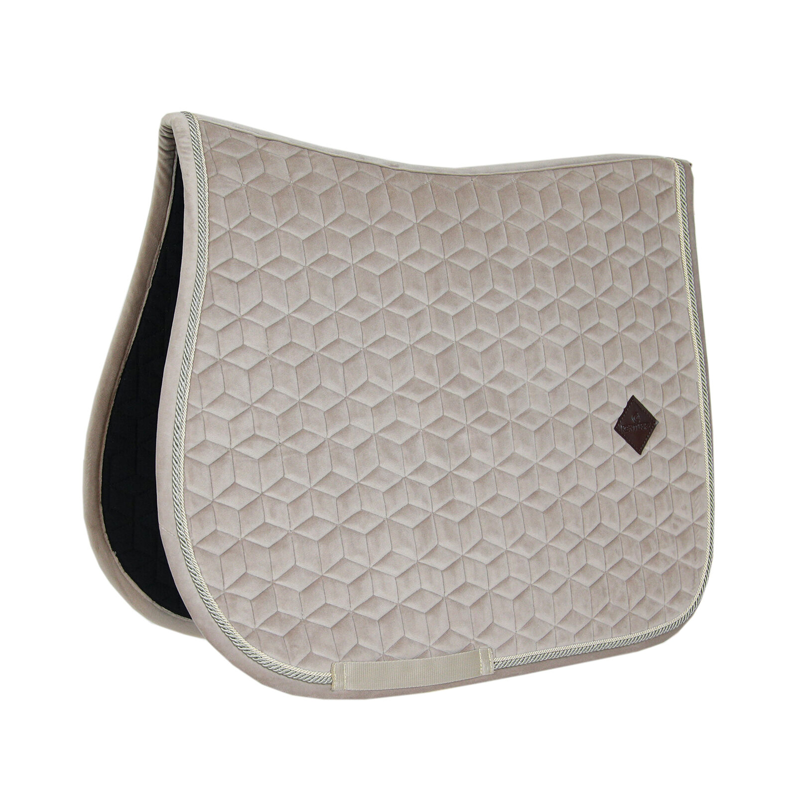 Full Size Fancy Velvet Saddle Pad//Numnah