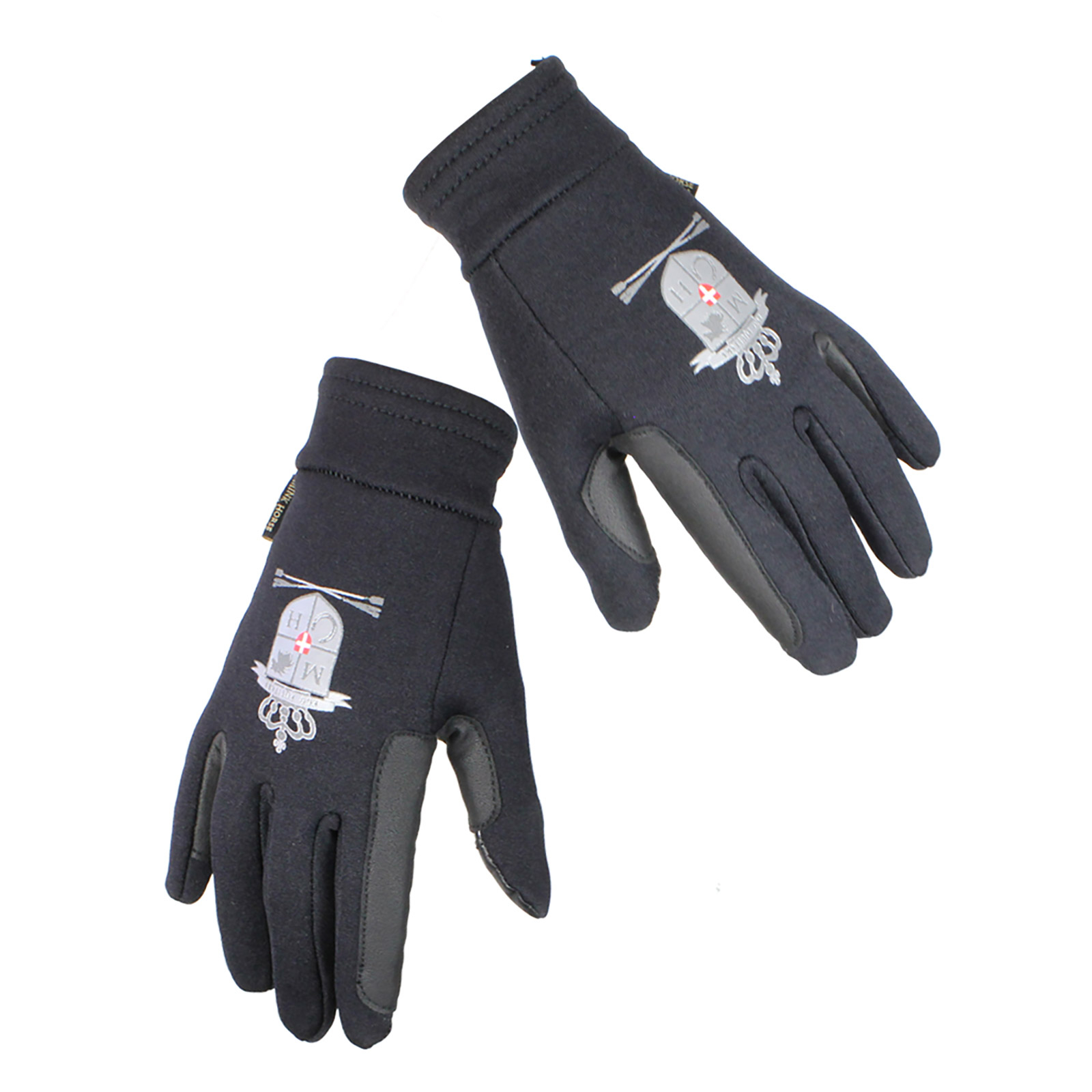 Mink Horse Riding Gloves For Winter Horze