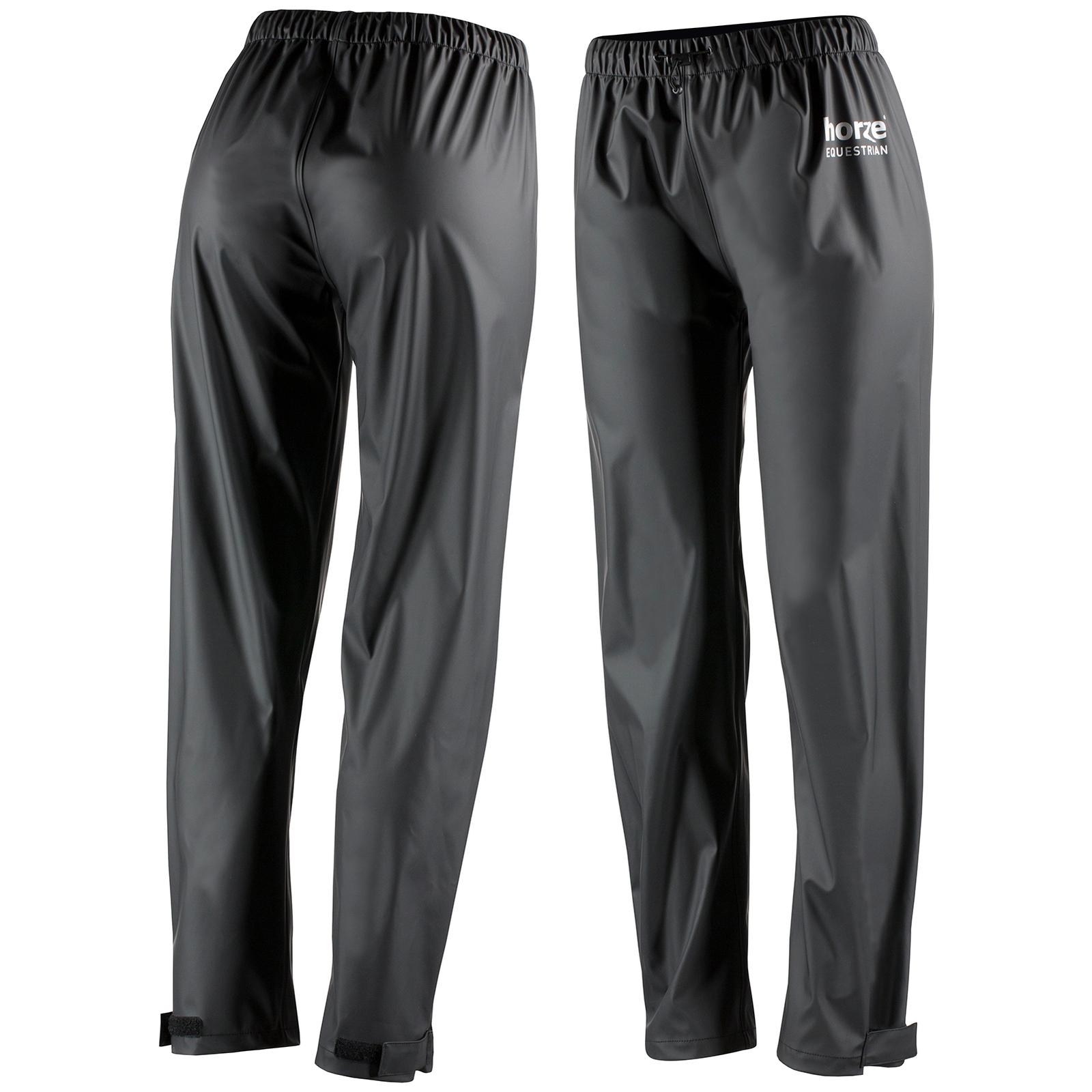 Buy Horze Billie Women's PU Rain Pants | horze.eu