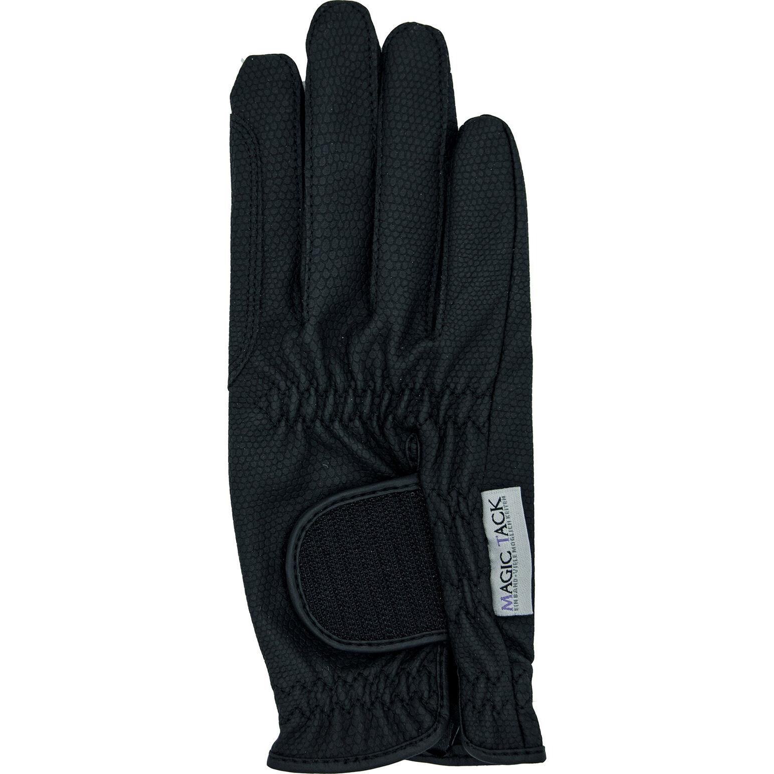 haukeschmidt A Touch of Magic Tack Handschuh Patches Magic Tack Muster Mixed Handschuhfarben wei/ß