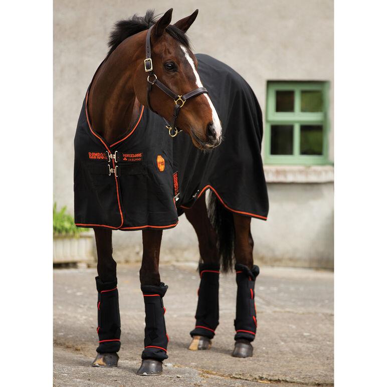 Horseware Rambo IONIC Circulation Therapy STABLE RUG 200g Arthritis//RSI//Injury