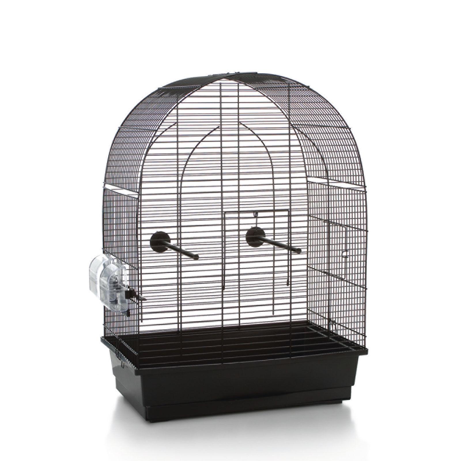 Beeztees Bird Cage Big Lucie White 54 x 34 x 75 cm