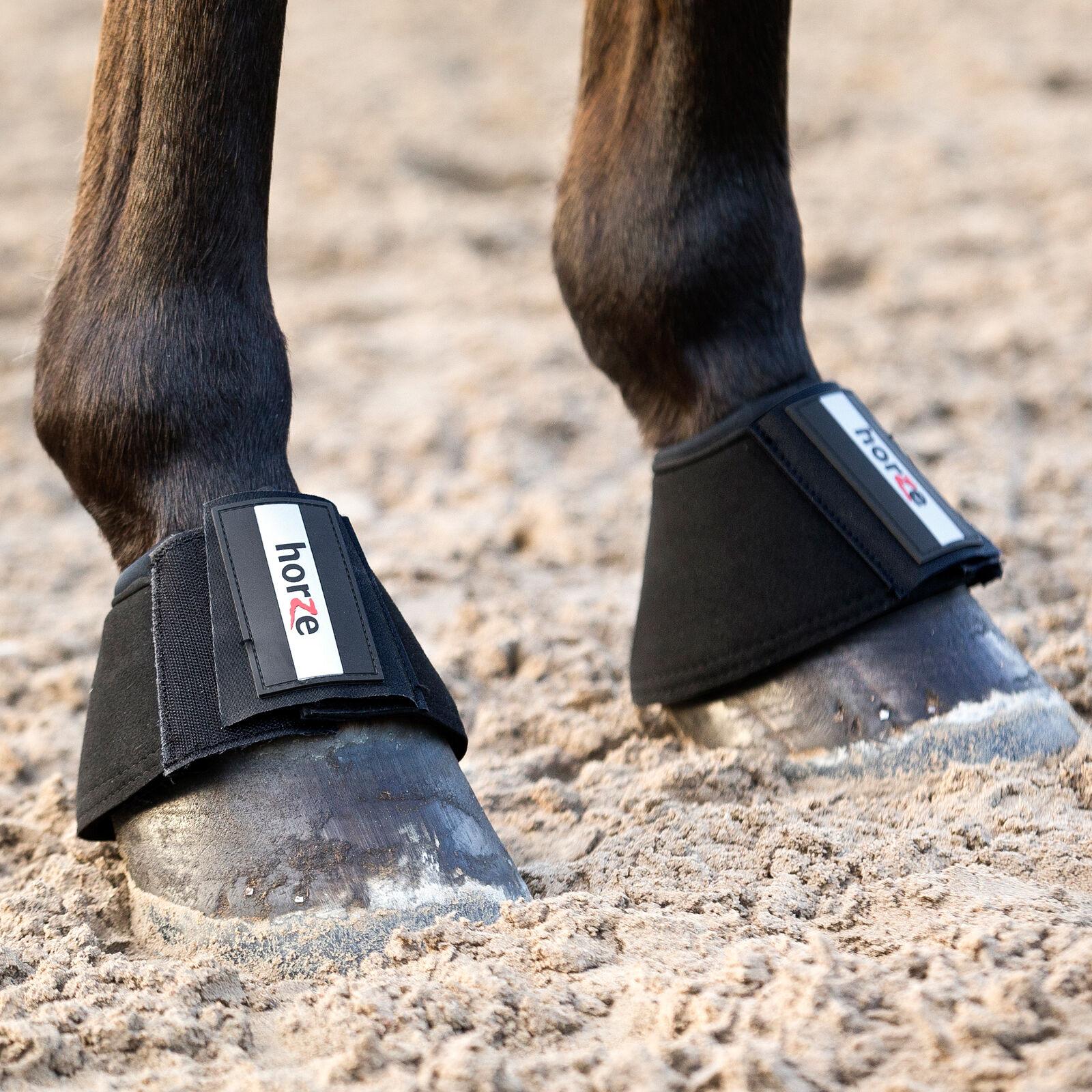Horze All Purpose Bell Boots | Horze