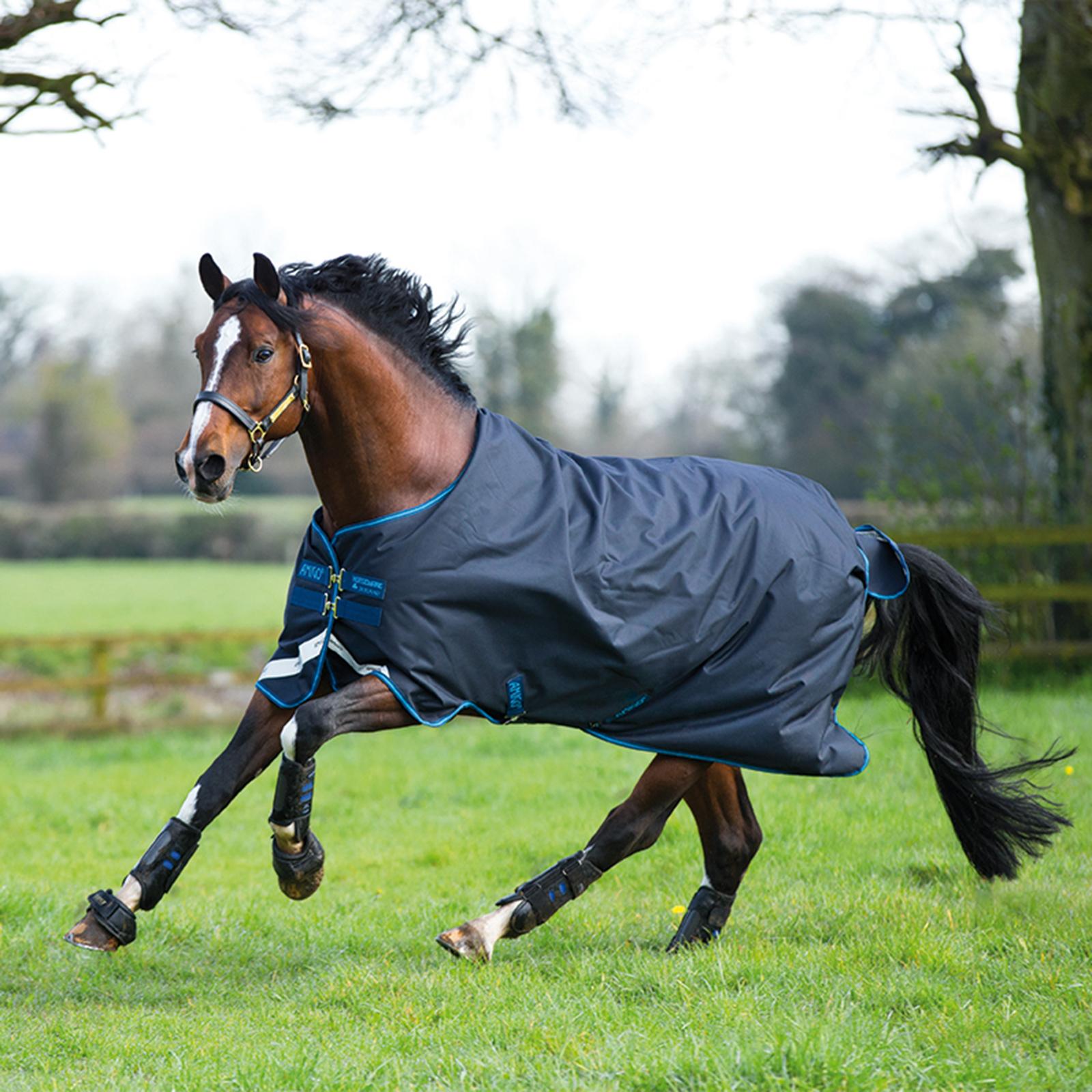 Horseware Amigo Bravo Rug 12 100grt O