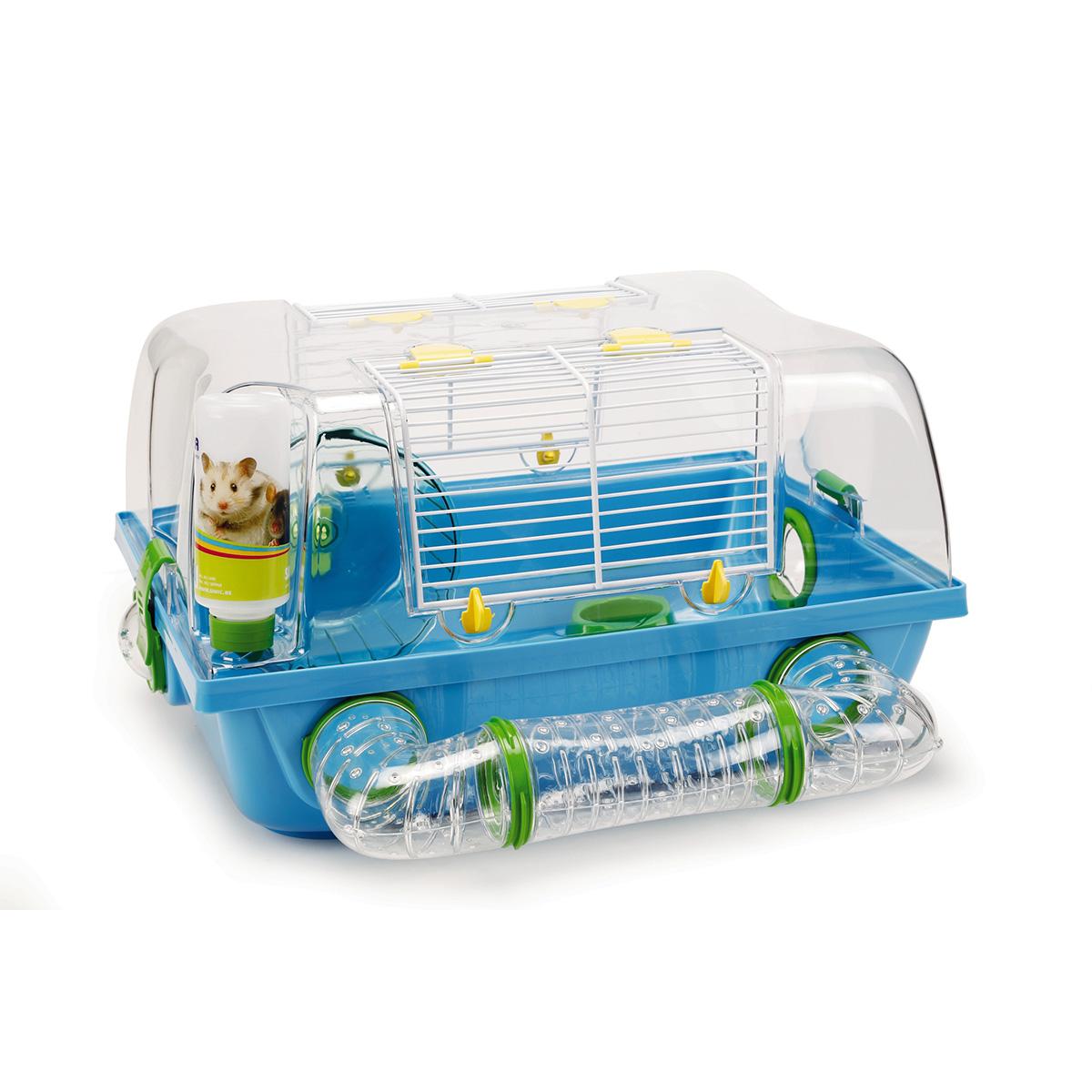 beeztees spelos dwarf hamster cage horze. Black Bedroom Furniture Sets. Home Design Ideas