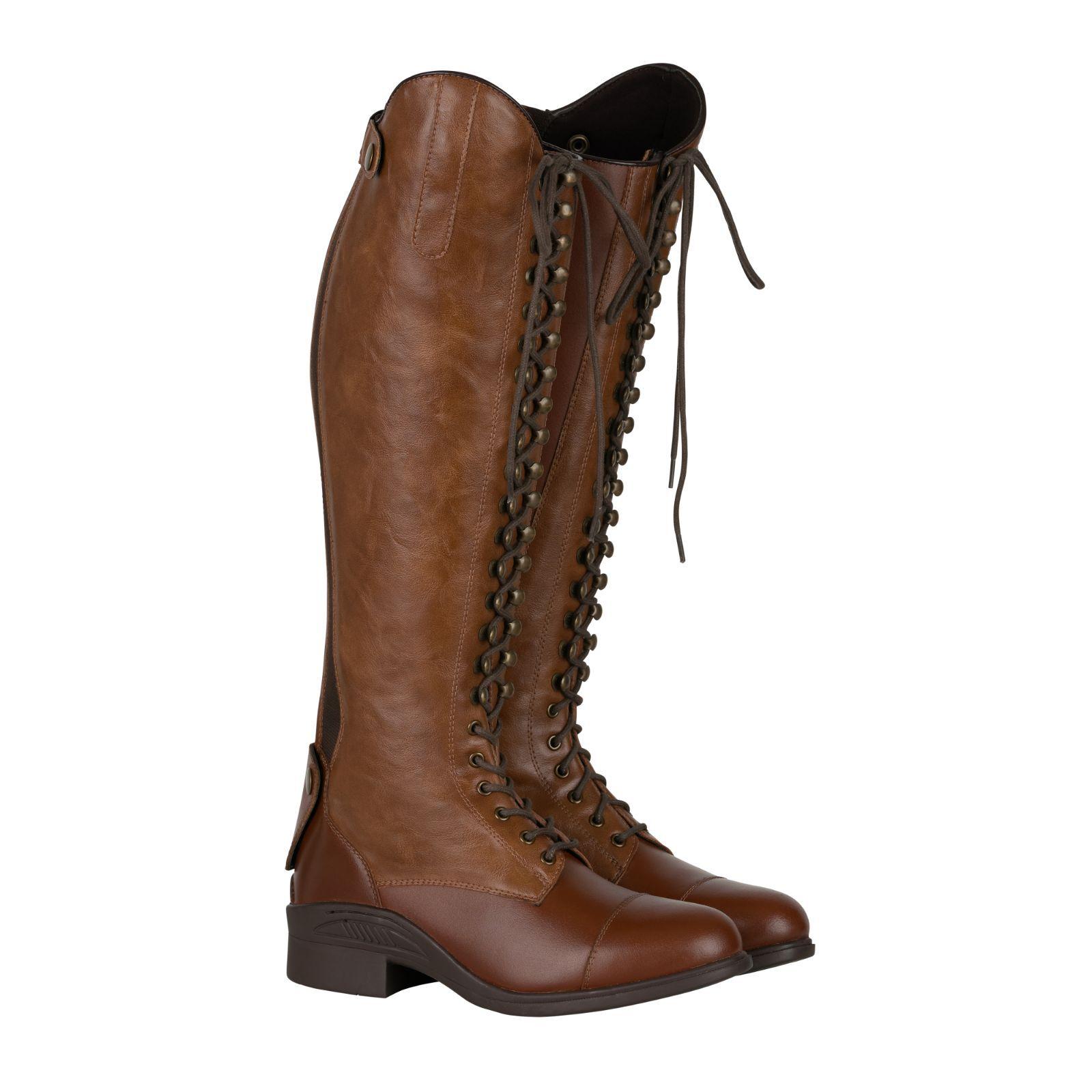 Women's Lace-Up Riding Boots | Horze