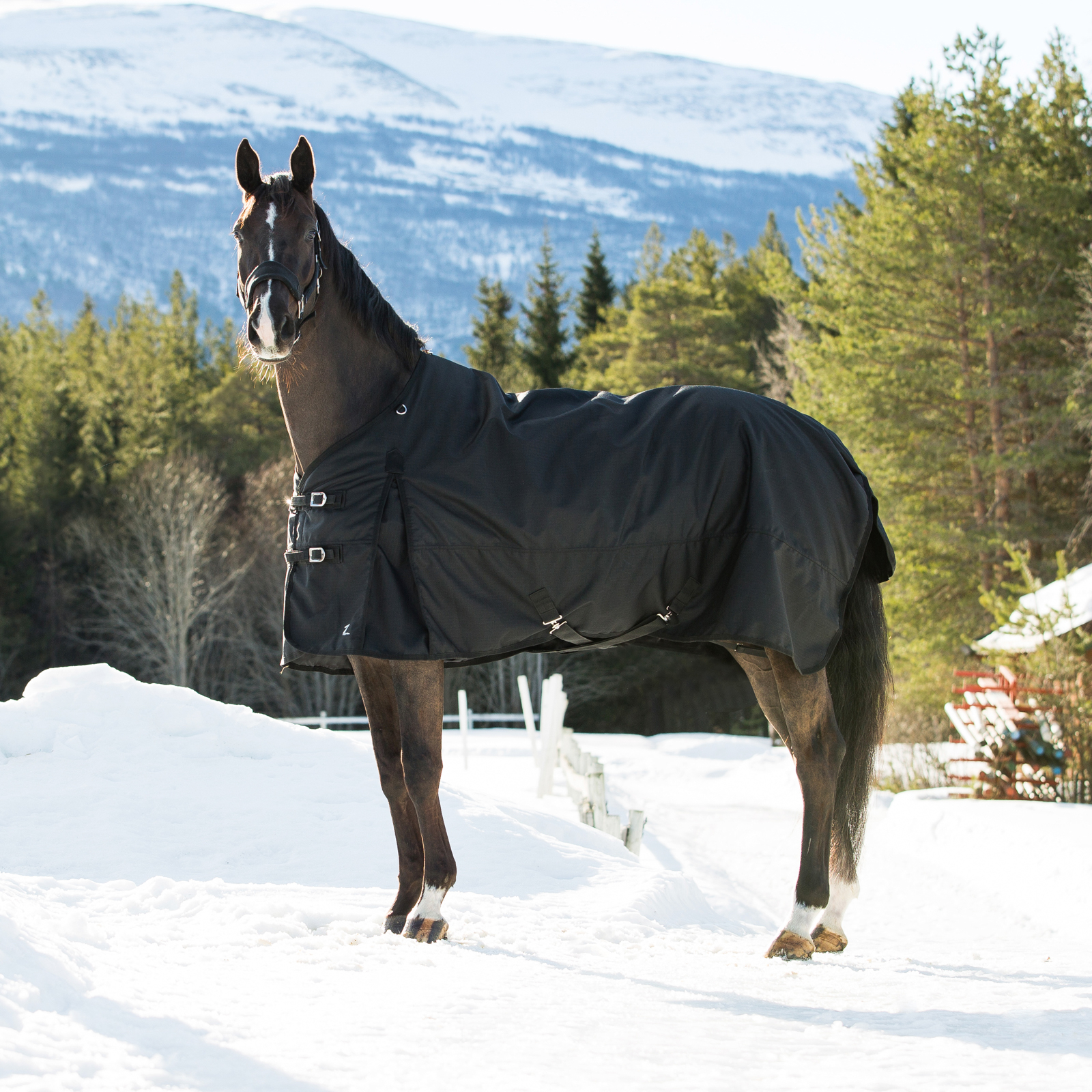Horze Nevada Heavyweight Turnout Rug
