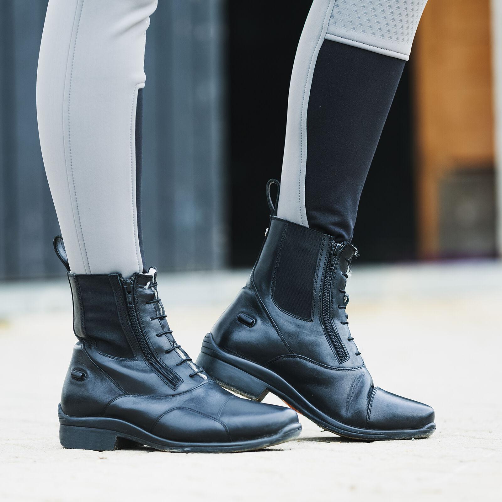 HORZE Ladies Sporty Paddock Boot