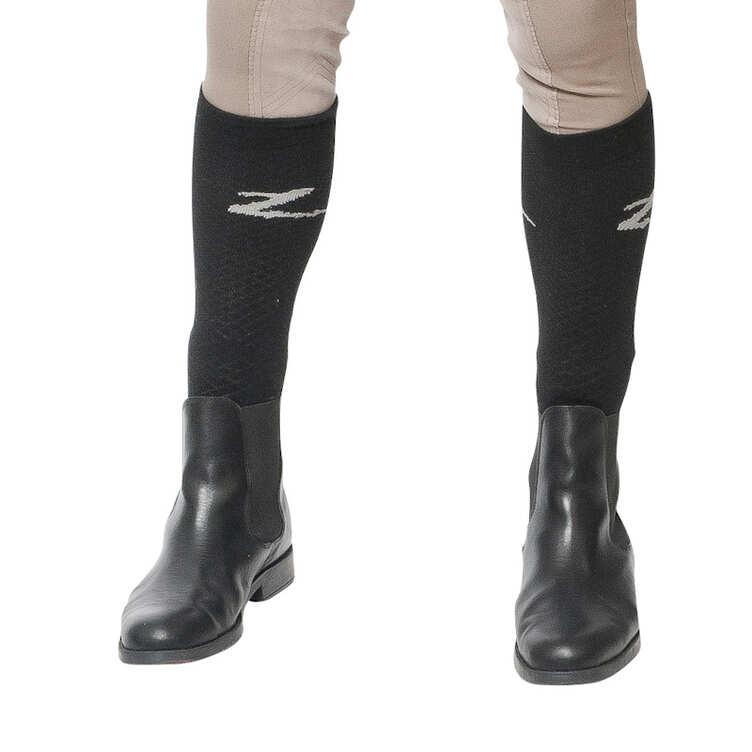 fashion styles timeless design buying cheap Horze Jacquard Riding Knee Socks