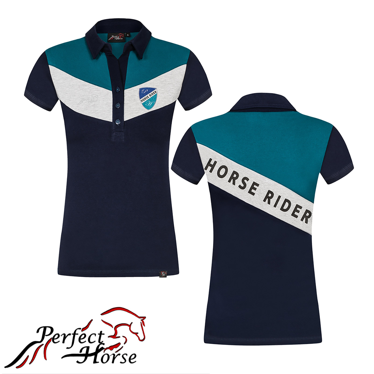 69c053d83 Horse Riders Polo Shirts - BCD Tofu House