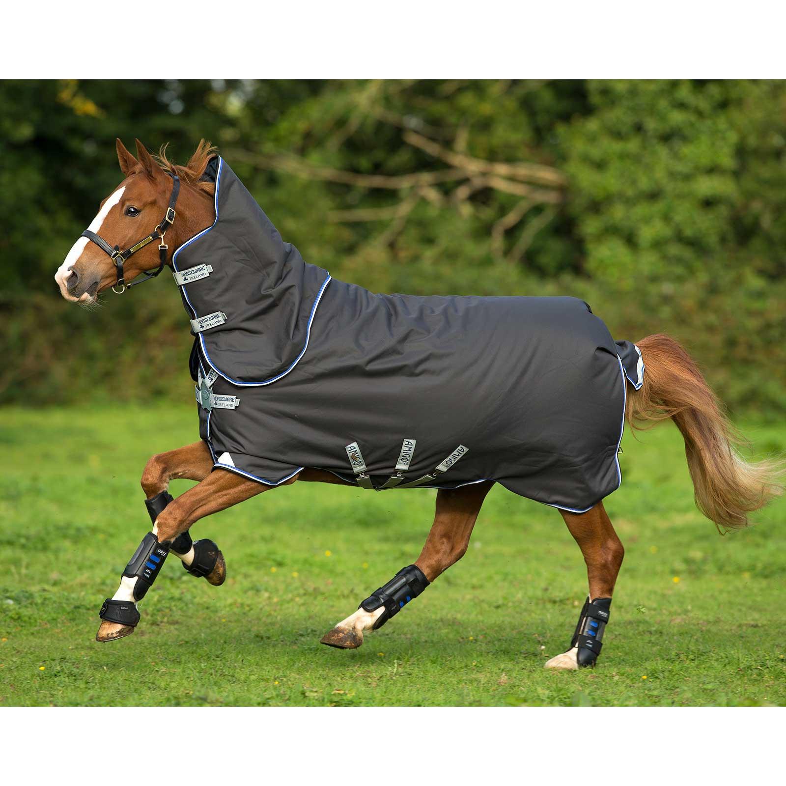 Horseware Amigo Bravo 12 Plus Tournout