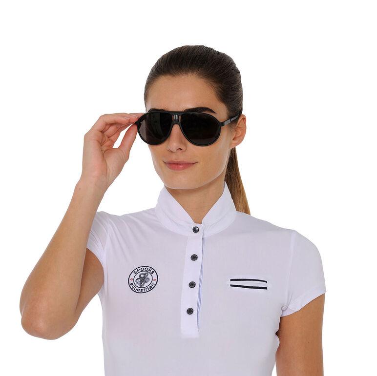 White Spooks Nadia Womens Show Shirt