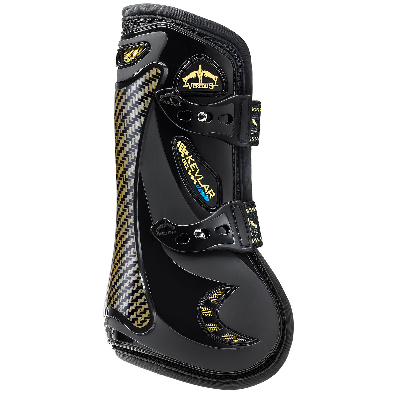 Veredus Carbon Gel Vento professionnel de Boulet de bottes avec Kevlar ® Protection NOUVEAU