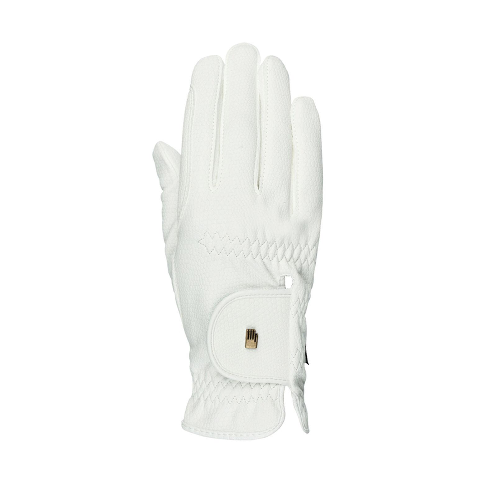 Roeckl Roeck-Grip Winter Unisex Gloves 8 Black