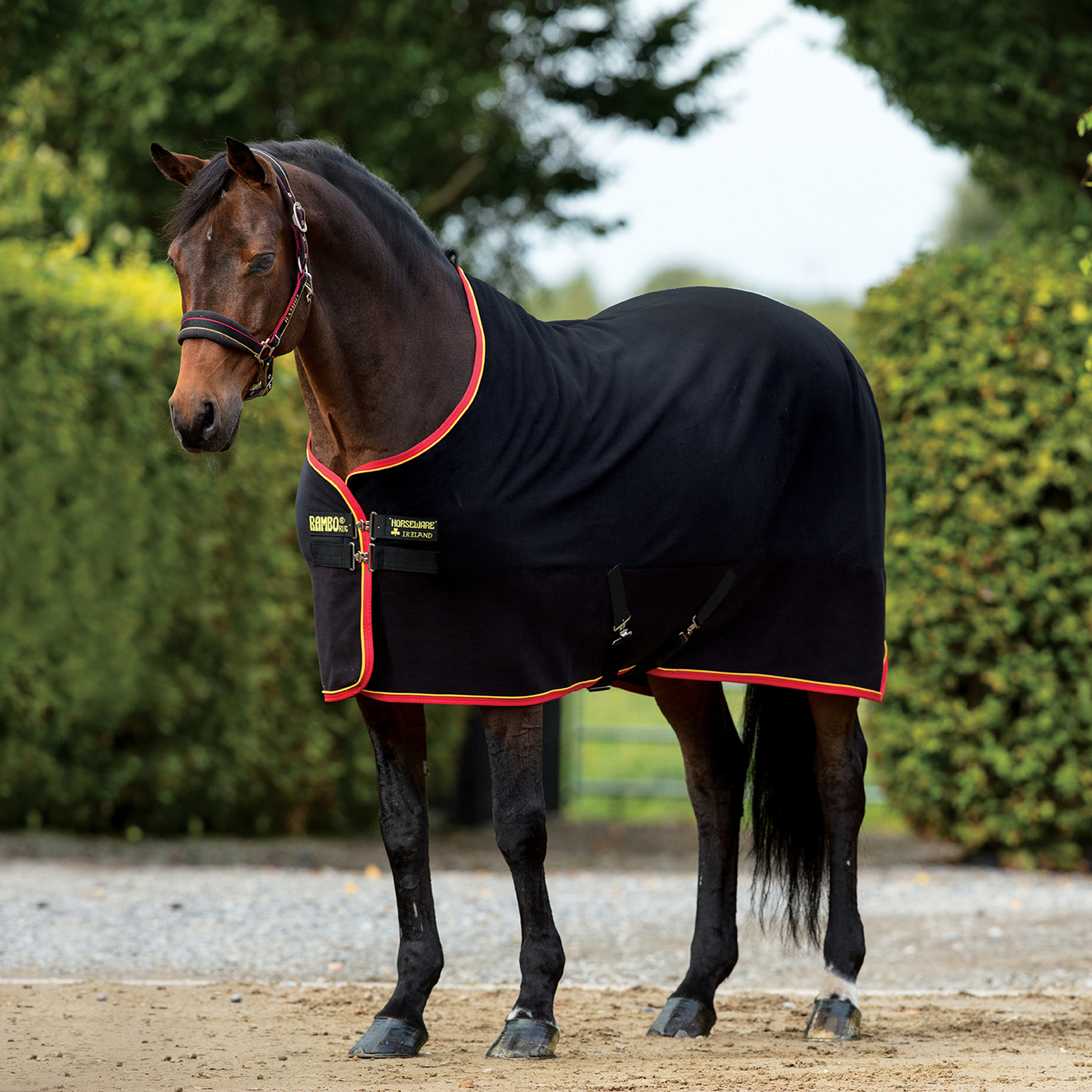 Horseware Rambo Softy Fleece Rug Horze