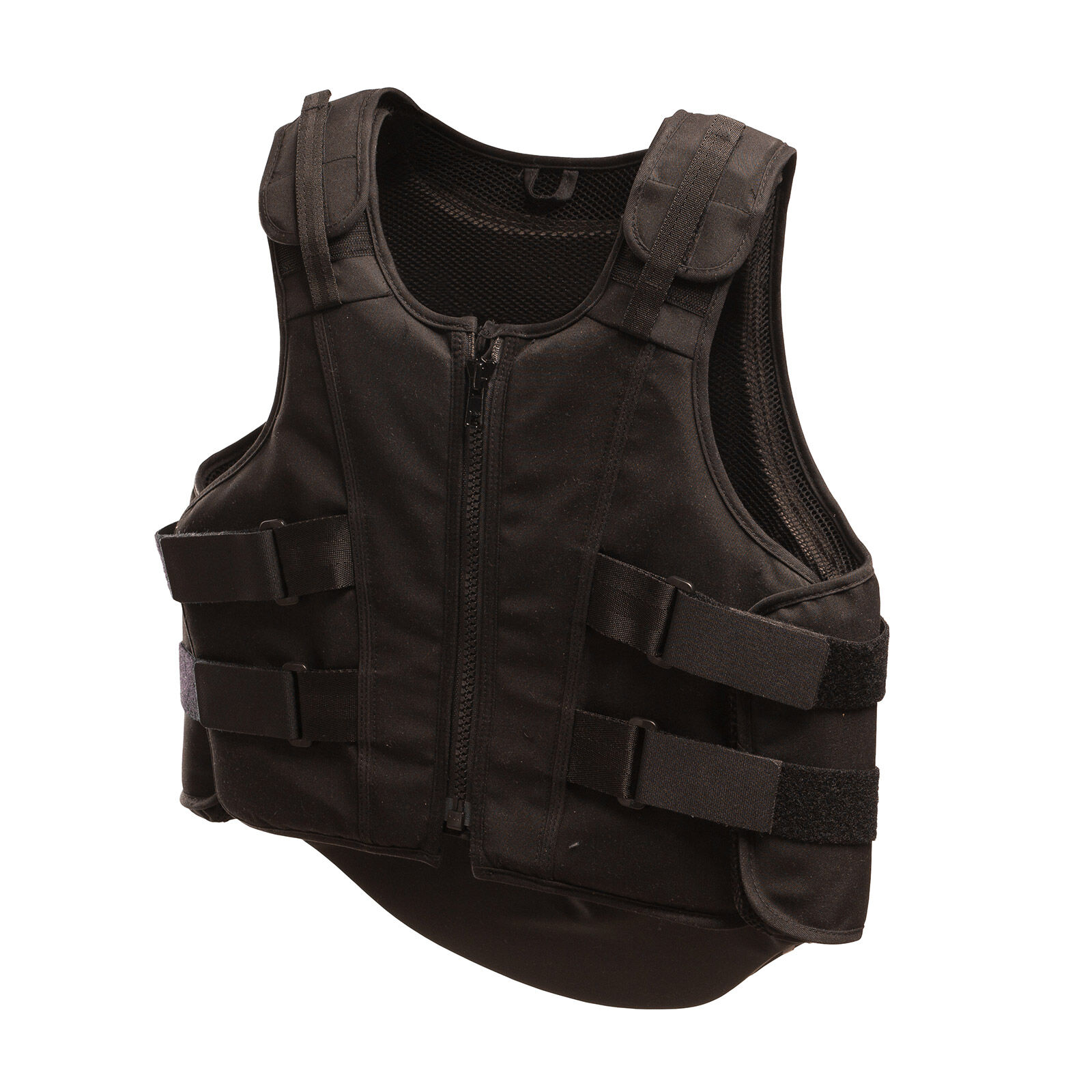 Black *BEST PRICE*  Safety 100 Kids Horse Riding Body Protector