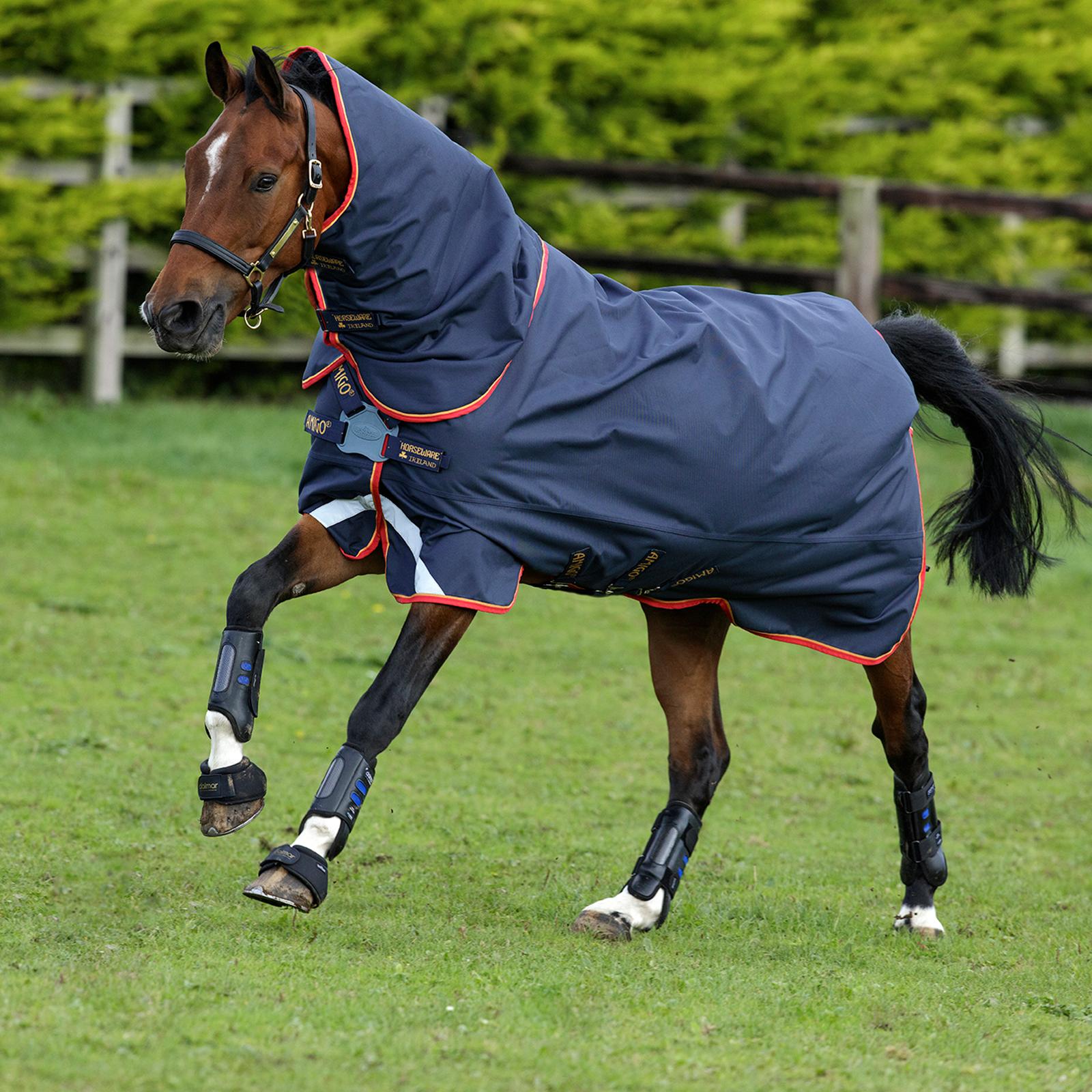 Horseware Amigo Bravo Rug 12 Plus T O